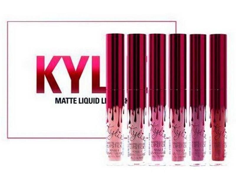 Набір матових помад Kylie Matte Liquid Lipstick