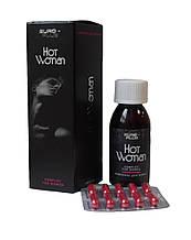 Hot Woman / Хот Вумен для женщин способствует повышению либидо №60 Евро-плюс