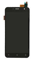 Дисплей (экран) для Prestigio MultiPhone PSP7511 Muze B7 с сенсором (тачскрином) черный