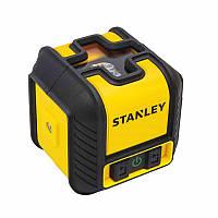 Уровень лазерный CUBIX зеленый луч STANLEY STHT77499-1