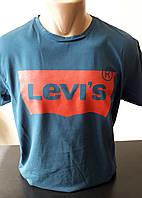 Мужская  футболка LEVIS (реплика), Турция