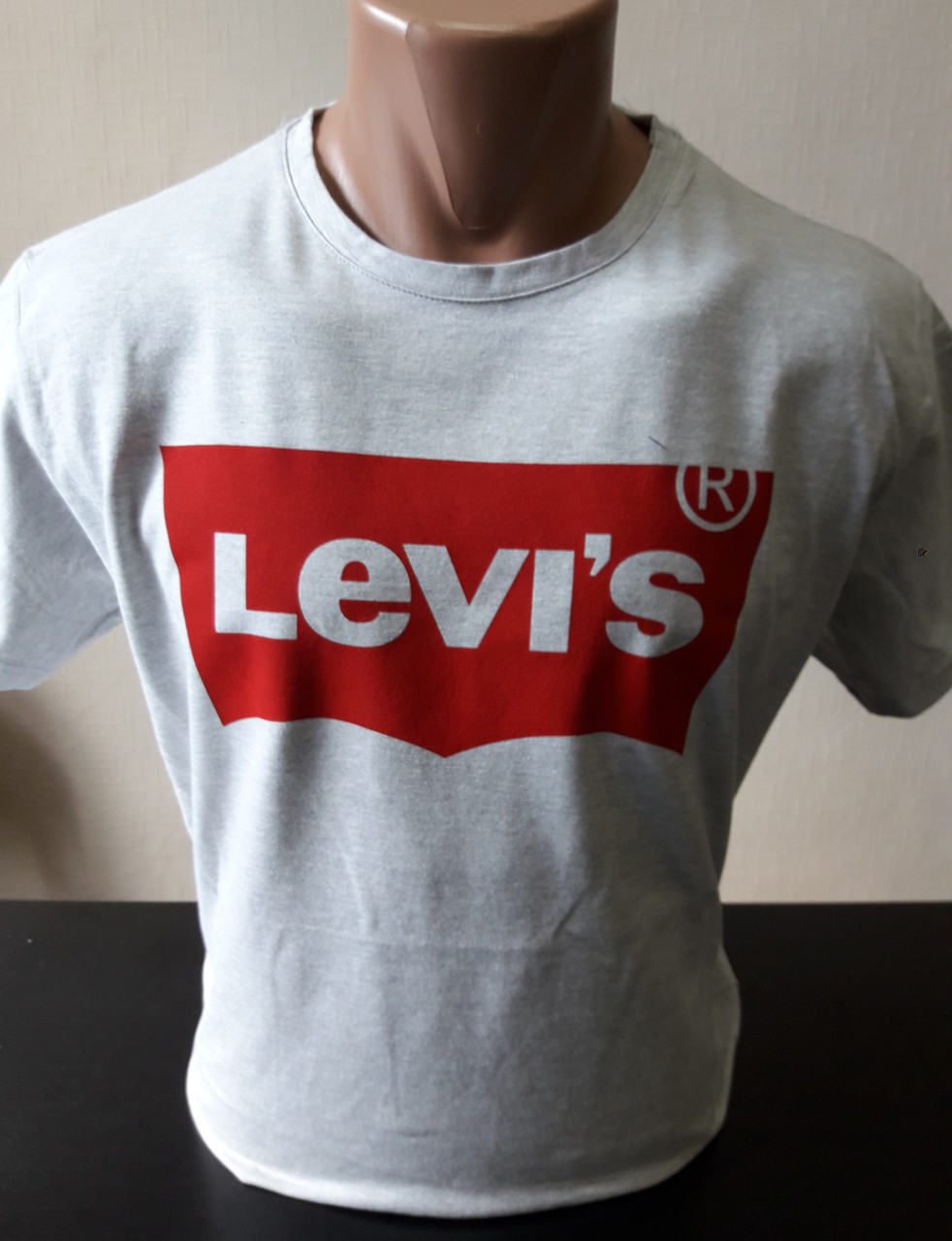 087d85373fb94 Мужская футболка LEVIS (реплика), Турция, цена 180 грн., купить в Киеве —  Prom.ua (ID#943054305)