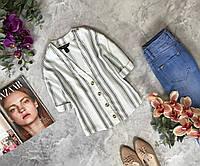 Стильная блуза в полоску  BL1915014