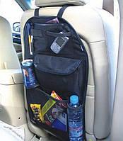 Карман на спинку автомобиля органайзер сидения Estcar черный  60*30 см (151-318), фото 1