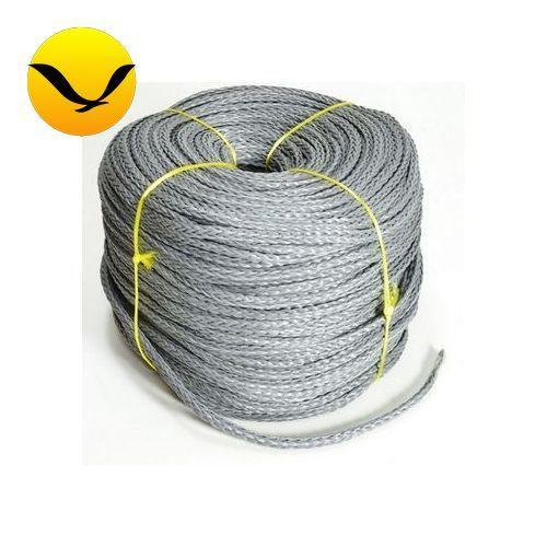 Якорная веревка нетонущая Weekender 12мм/200м, Серая; Haida 12 grey;