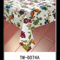 Клеенка (6074A) силиконовая, без основы, рулон. Китай. 1,37м/30м
