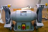 Точильно-шлифовальный станок BKS-2500 с подставкой, фото 2