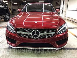 Аренда Mercedes C300
