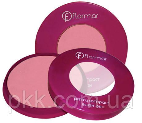 Румяна для лица Pretty Compact Flormar
