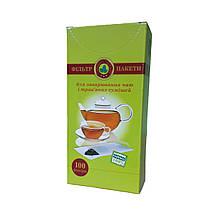 Фильтры-пакеты для чая (100 шт/уп)