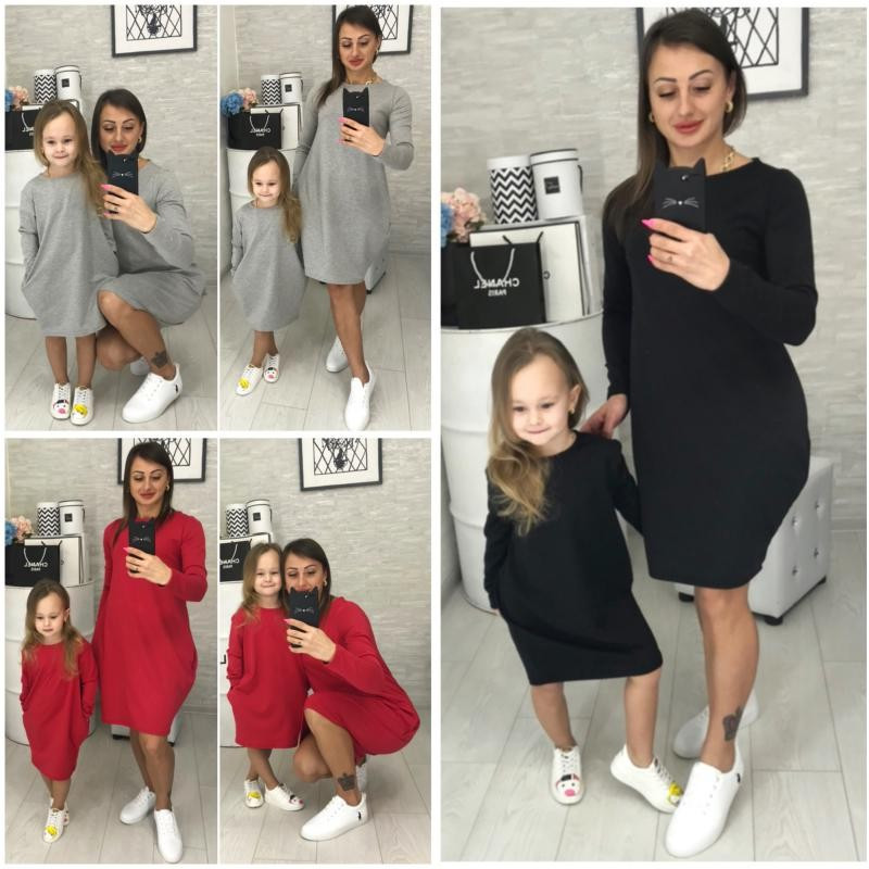Платье мод.221 (дочка)