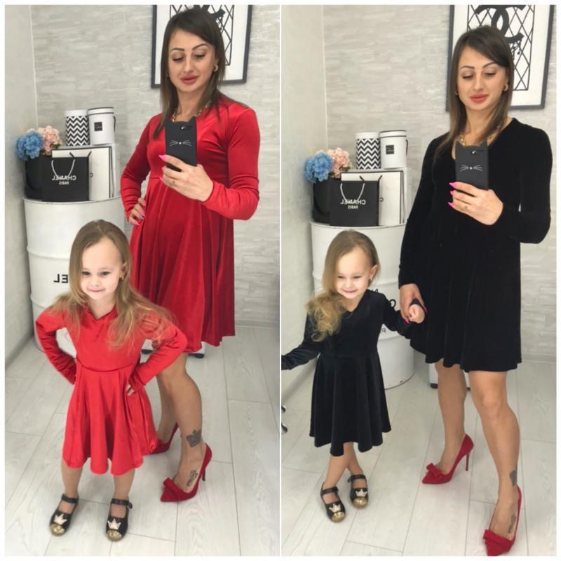 Платье мод.222 (дочка)
