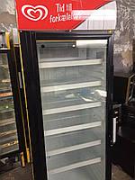 Морозильный стеклянный шкаф Carrier FV-550-E4VA  +5°  -24°