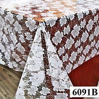 Клеенка (6091B) силиконовая, без основы, рулон. Китай. 1,37м/30м, фото 1