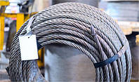 Канат стальной диаметром 5.6 мм ГОСТ 2688-80
