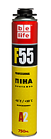 Профессиональная монтажная пена BeLife, 750мл/870г (выход 55л)
