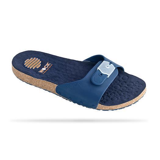 Обувь медицинская Wock, модель SANUS 07 (синие)