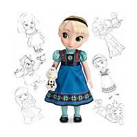 Кукла Disney Детская Эльза Animators 40 см