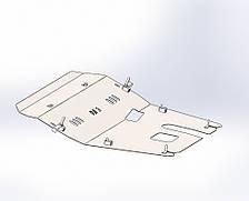 Защита двигателя ВАЗ LADA LARGUS   ( с 2012 - - ) Все Объёмы