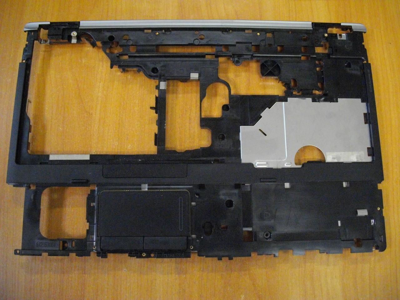 Корпус. Каркас Средняя часть, верхняя часть корпуса с тачпадом HP ProBook 6555b