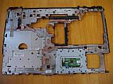 Корпус. Каркас Средняя часть, верхняя часть корпуса с тачпадом HP ProBook 6555b, фото 2