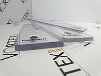 Поликарбонат монолитный прозрачный 8мм 2050х3050мм (1520х2050мм)