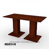 Кухонный стол КС-8 маленький нераскладной, фото 6