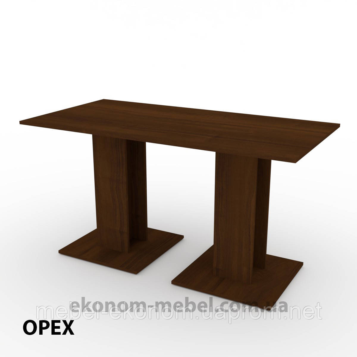 Кухонный стол КС-8 маленький нераскладной