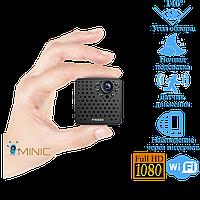 Wi-Fi мини камера Fredi L17 с датчиком движения и мощной ночной подсветкой, фото 1