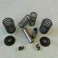 Клапанный механизм двигателя ZS/ZH1100