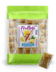 Лимонад имбирный Frullato натуральный, 50 шт х 40 г. Основа для лимонады и чая. Без красителей!