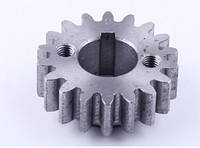 Шестерня балансирующих валов Z-18 двигателя ZS/ZH1100