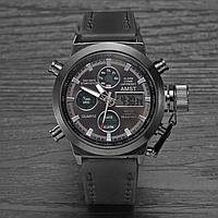 Часы армейские AMST 3003 black