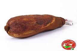 Классическая венгерская шинка ветчина маринованная и копченная без кости BOGADI