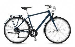 """Велосипед  Winora Zap men 28""""  , рама 51см , деним синий, 2019"""