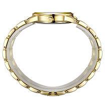 ➀Женские часы BAOSAILI BSL1041 Gold наручные часы для женщин и девушек кварцевый механизм, фото 2