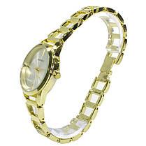 ➀Женские часы BAOSAILI BSL1041 Gold наручные часы для женщин и девушек кварцевый механизм, фото 3