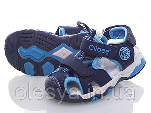 Босоножки сандалии летние на мальчика ТМ Clibee размеры 26- 31