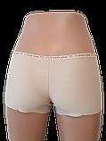 Лазерні жіночі трусики шортики Rosa Junio., фото 3