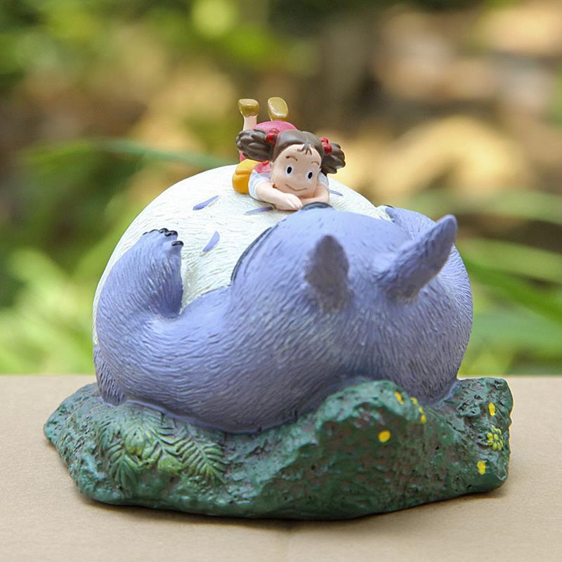 Коллекционная фигурка Studio Ghibli My Neighbor Totoro Totoro and Mei Мой сосед ТотороМэй и Тоторо МТ 22.52