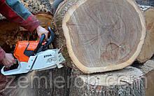 Пилим деревья, обрезаем сад, расчистка кустарников в Харькове и области