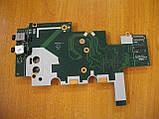 Плата с гнездом звука аудио audio и ExpressCard 6050A2331601-AUDI0B-A02 HP ProBook 6555b бу, фото 2