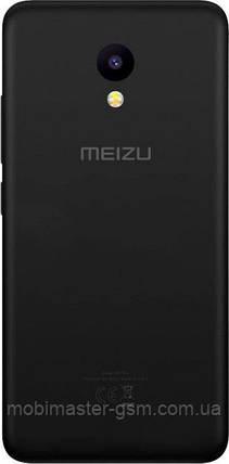 Задняя крышка Meizu M5c черная, фото 2
