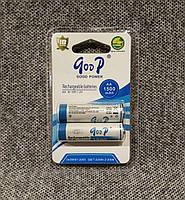 Аккумуляторы goop R6 1500mah AA