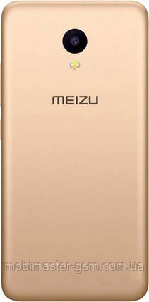 Задняя крышка Meizu M5c gold, фото 2