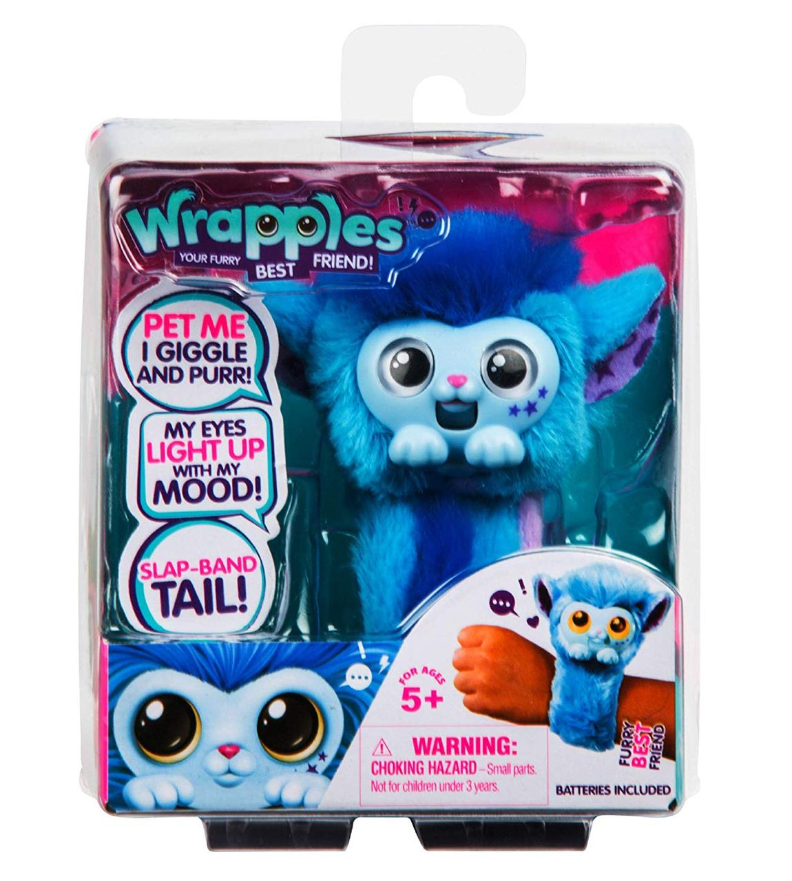 Интерактивная игрушка - браслет Little Live Wrapples – Skyo