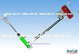 Гідроциліндр механізму перекидання кабіни (4310-5003014) ШНКФ453198.210 (пр-во Автогидроусилитель), фото 2