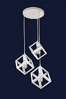 Светильник подвесной LOFT L56PR160F-3 WH(300)
