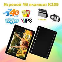 Ігровий 4G Планшет-Телефон K109 на Android 7.0 3gb ram 32gb rom