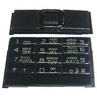 Клавіатура Nokia 8800 Arte Black